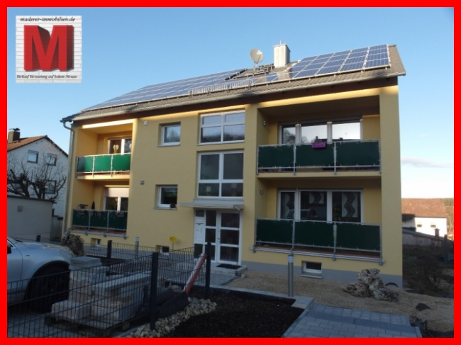 Gro e 2 5 zimmer balkonwohnung mieten in bayreuth for Wohnung mieten bayreuth