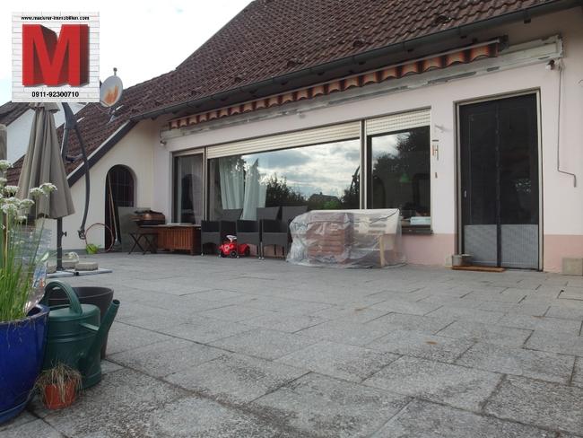 einfamilienhaus in altdorf bei nuernberg terrasse pic1