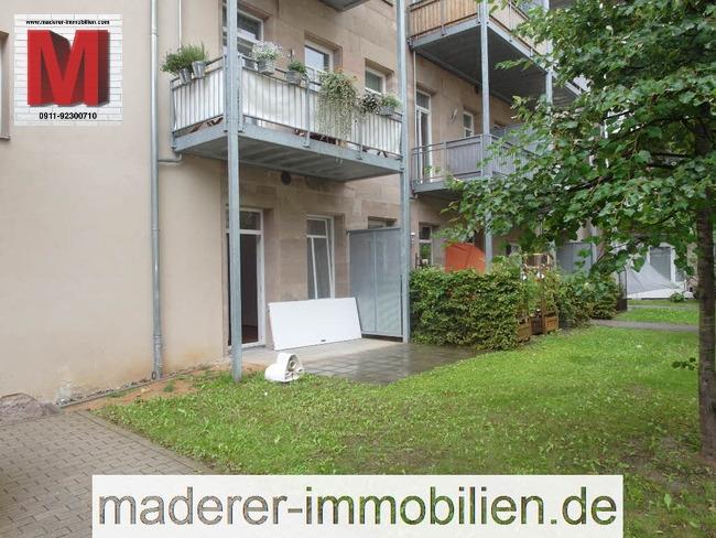 Garten pic1 immobilie in fuerth am stadtpark zum mieten for Immobilien zum mieten
