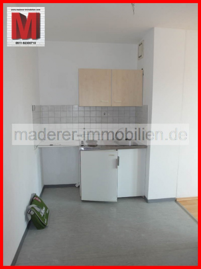 kuechenbereich 1 zimmerwohnung in nuernberg we56 pic1. Black Bedroom Furniture Sets. Home Design Ideas